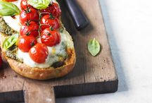 Stunning Starters / Treat your family and friends to a little something special; whether kicking off the meal as the first course or to use as an appetiser at a party these recipes will get mouth's watering.