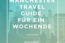 travelling Manchester