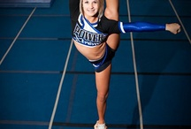 Cheerleading Stunts  / Cheerleading stunt pictures and ideas #Cheerleading #Cheer #CheerStunts