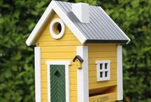 Casette per uccelli