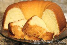 Cakes- Plain/Vanilla/Pound