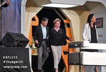 Star Trek Las Vegas 2015 / Creation Entertainment's Official Star Trek Convention - Voyager 20 reunion panel - Aug. 8, 2015 - Rio Hotel in Las Vegas  / by TK Webmaster