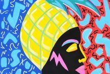 Street Art Arte de Rua / Grafite arte de rua em geral