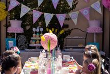 Tea Party and Tutus party inspiration