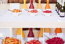 clever drink stations / by St. Augustine Weddings & Special Events
