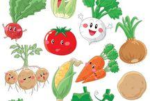 zöldséges