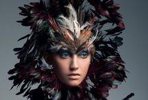 Costumes, Headdresses & Masks