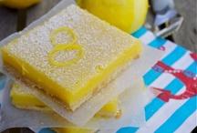 Desserts to make / by Ginger DiGalbo Katz