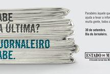 Cliente: jornal Estado de Minas / Trabalhos para o jornal Estado de Minas