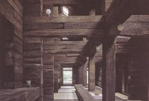 Architecture Wood