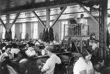 Ausgestorbene Berufe / Mehr über historische Berufe lest ihr hier: http://www.ladies-and-gents.de/historischeberufe/
