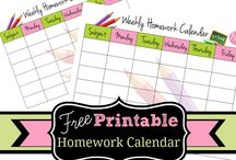 TIPS Free Printables / by Spend With Pennies