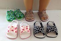 Sapatos De Boneca