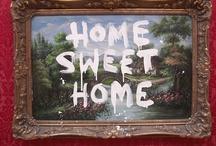 [..o0OHomE SweeT HomE O0o..] / Como en casa, porque dulce siempre puede ser cualquier lugar, porque casa es donde te quedarías siempre y donde siempre volverías