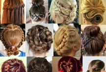 Haar / all the hairstyles what i love to do