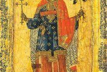 Szent Trifon ikon