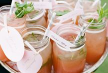 Fancy Little Refreshments. / by It's a Shore Thing Wedding & Event Planning