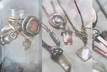 Jewelery Sea Dragon Studio Loves / A collection of inspiring jewellery, past & present.