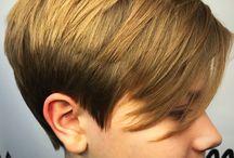 boy's haircuts