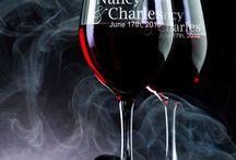 Wedding Wine Glasses Engraved / Custom Engraved Wedding Wine Glasses