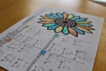 Fun Math! / Fun Math activities and teaching ideas