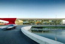 UN Studio, Kutaisi, King David International Airport