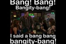 Himym / Pics of the nice series about the adventures of ted ,robin,barney,marshall and lily