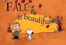 Fall/ Charlie Brown