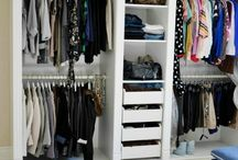 closets and cupboards