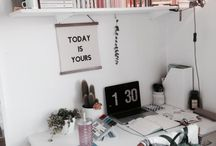 biurko inspiracja