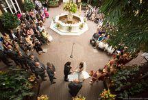 Hotel Mazarin / New Orleans Wedding Wedding Flowers Fat Cat Flowers Hotel Mazarin