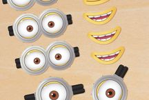 Petra fav's - Despicable Me