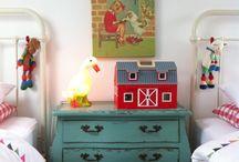 Ξεχωριστά παιδικά δωμάτια