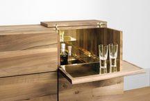 liquor cabinets