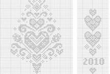 Keresztszem - Cross-stitch