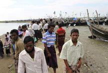 Myanmar/BURMA / Finanzielle Hilfe an die Flüchtlinge
