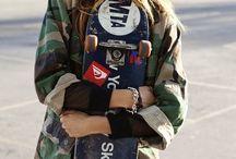 Style skateuse