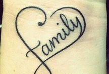 Tatouages de Famille