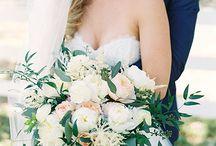 Beautiful Ice Blue Wedding