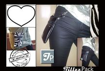 JillzzPack, heuptassen en ook als schoudertas te dragen! / Shoppen of lekker een avondje stappen en je wilt niet steeds je tas meezuilen... Geen broekzak meer over of te klein... Portemonnee, Sleutels en Smartphone en evt. wat Make up, past nu in onze JillzzPack. Tasje aan je broek, deze haak je handig aan je broek of je rijgt het heuptasje aan je riem! Klik en Go ...