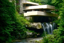 Architectiphile Files / If it keeps up, man will atrophy all his limbs but the push-button finger. - Frank Lloyd Wright / by Chad W. Eaton