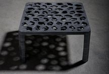 Paolo Ulian for Le Fablier / A capsule collection of marble furniture designed by Paolo Ulian for Le Fablier