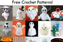 crochet for the holidays / Crochet decorations and toys for the holidays
