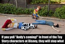 DisneyLand / by Amanda Kroeker