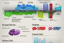 Infographic Resume / Infographic Resume