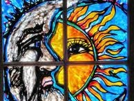I heart stained glass / by Jeanne White