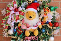 Christmas Wreaths, by Irish Girl's Wreaths