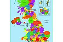 COUNTES MAPS