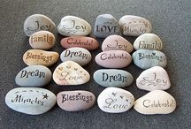 Stones Rocks Shells