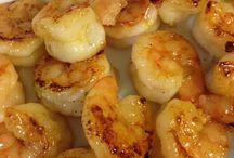 Lime shrimp / Seafood